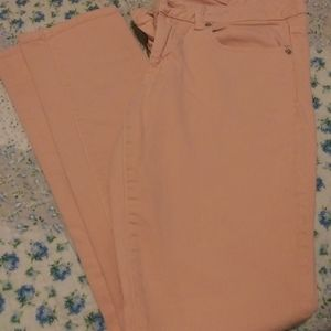 Size 6 Pink American Eagle Jeans